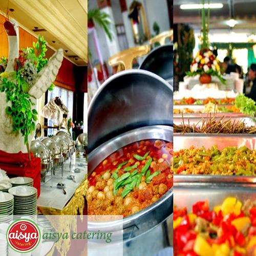 hidangan prasmanan- aisya catering