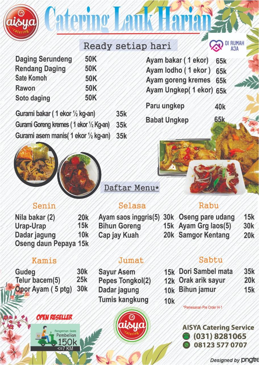 aisya catering surabaya 2